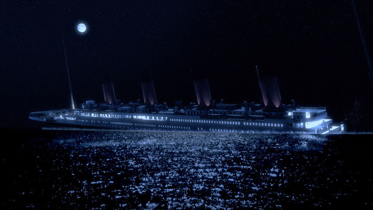 타이타닉 Ii Titanic Ii